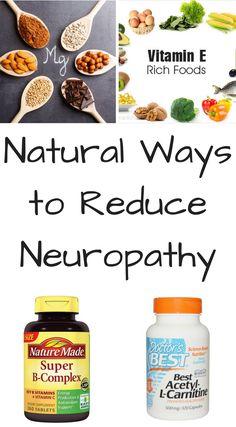 Natural Ways to Reduce Diabetic #Neuropathy #DiabetesCureTips