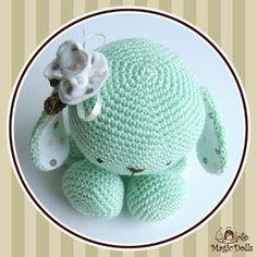 magicdolls: Mint Bunny