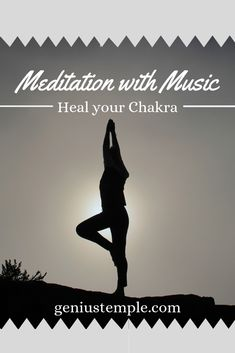 Have miraculous results by performing meditation with music. Learn to relax your mind and heal your chakras.