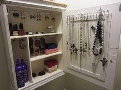 Jewelry Organizer Jewelry Storage Jewelry by NanAndPopsAttic, $238.00