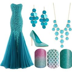 Mermaid's Night Out!