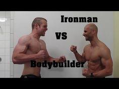 crossfitter vs bodybuilder