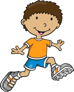 image result for children jumping hurdles, clipart | running the