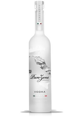 Ultra Premium Punzoné Vodka is uniquely crafted in a five-column distillation system from organic Italian wheat grown in Piemonte, Italy.