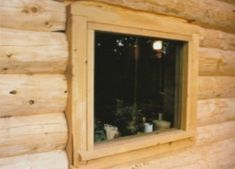 1000 images about log cabin windows on pinterest log for Log cabin window treatments