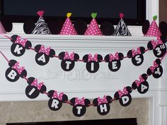 Minnie Mouse Birthday Parties! - Kara's Party Ideas - The Place for All Things Party