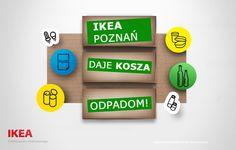 """IKEA - znamy najskrytsze zakamarki w domu! Aplikacje, akcje w sklepach oraz komunikacja w social media - wspólnie z IKEA """"urządzamy"""" rozrywkę dla Fanów szwedzkiej Marki!"""