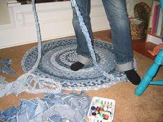 Jean carpet
