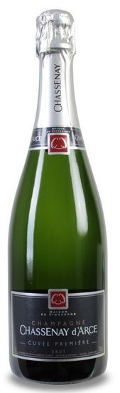 Wijnvoordeel € 19,99 per fles, afname per 6 flessen - Chassenay d'Arce Champagne Brut AOC 'Cuvée Première', Geen 18, geen alcohol - OVStore.nl Discounter warenhuis vanuit het OV http://www.ovstore.nl/nl/wijnvoordeel-1999-per-fles-chassenay-darce-champag.html