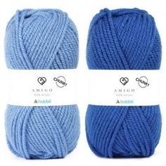 Amigo Chunky Thick Yarn, Chunky Yarn, Knit Or Crochet, Crochet Gifts, Making A Weighted Blanket, I Love This Yarn, Labor, Creative Colour, Free Baby Stuff