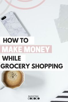 How to Save Money and Get Cash Back at the Grocery Store with this Easy Phone App! Frugal Living | How to Save Money | Money Saving Tips | Make Money | Save Money | BudgetingCouple.com #savemoney #makemoney #budgetingcouple