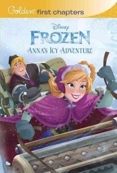 J FIC FRO. Teaming up with an adventurer named Kristoff and his reindeer, Sven, Princess Anna searches for her sister, Elsa, whose icy powers have trapped the kingdom in eternal winter.