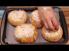 Meat Recipes, Muffin, Make It Yourself, Cooking, Breakfast, Food, Youtube, Kitchen, Morning Coffee