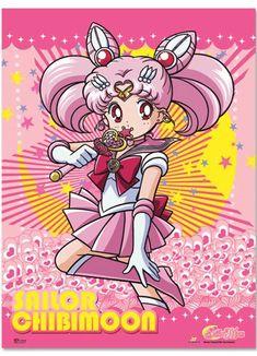 Sailor Chibi Moon Wall Scroll
