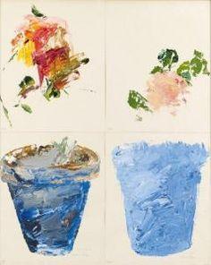 GASIOROWSKI Gérard Pots De Fleurs N°239-240