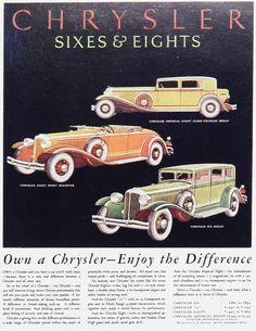 Chrysler series