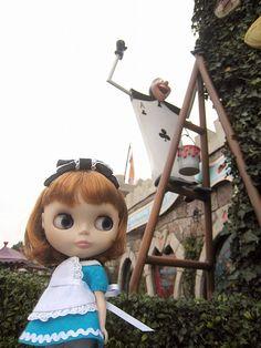 Disney Japan? love the card