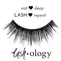 eat, sleep, lash, repeat. www.lashologywholesale.com   #lashartists #eyelashextensions  eyelash extension supplies