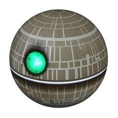 """Star Wars 6"""" Glowing Death Star Mood Light Disney https://www.amazon.com/dp/B01CISMF04/ref=cm_sw_r_pi_dp_x_V..eybG2WCY1P"""