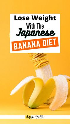 Are you struggling to lose weight? Do you want to lose weight in a healthy way? Do you want a diet with no restrictions? Then the Morning Banana diet is for you. In this post, I will tell you everything you need to know about the Japanese banana diet!