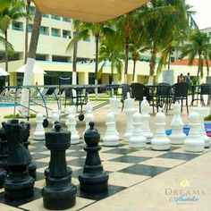 We have fun activities for you at Dreams Huatulco Resort & Spa! Book your next vacation today!