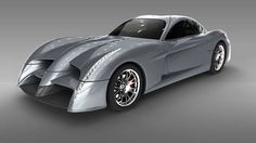 The Panoz Abruzzi looks like a cast off from the decidedly average League of Extraordinary Gentlemen... - PR Newswire