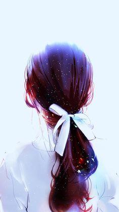 love this art. Anime Girl Drawings, Anime Art Girl, Manga Art, Cute Drawings, Drawing Girls, All The Bright Places, Digital Art Girl, Beautiful Anime Girl, Beautiful Girl Drawing