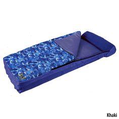 Gander Mountain Gt Kids Inflata Bed Camping Sleeping Bags