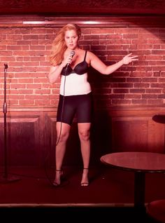 How did Amy Schumer Weight Loss: Diet And Exercise Plan