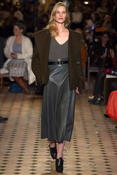 Hermès Fall 2013 RTW - Review - Fashion Week - Runway, Fashion Shows and Collections - Vogue - Vogue