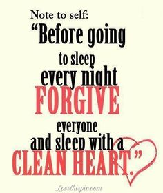 ♥*☆ FORGIVE ~ Absolutely!! ♥*☆ sometimes that's hard to do..but it is what is best