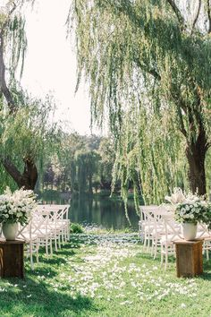 Outdoor Wedding Ceremony Ideas for the Wedding in the Orchard at Chesfield outdoorwedding outdoorweddingceremony weddingceremonyideas ceremonyideas wedding weddingceremony theorchardatchesfield Wedding Ceremony Ideas, Outdoor Wedding Decorations, Outdoor Wedding Venues, Ceremony Decorations, Wedding Themes, Wedding Rings, Cake Wedding, Decor Wedding, Wedding Reception