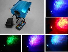 Mini Stage Laser Projector Strobe Lighting Size Adjustment Club Dj Disco Party Light Rgb For Chrismas Possessing Chinese Flavors Stage Lighting Effect Commercial Lighting