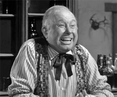 Percy Helton, character actor with a famously clipped, high-pitched voice