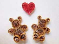 Kids Quilling Patterns for Beginners, Photos / What is Quilling? Paper, Patterns… Kids Quilling Patterns for Beginners, Photos / What … Paper Quilling Cards, Paper Quilling Flowers, Paper Quilling Patterns, Paper Quilling Jewelry, Origami And Quilling, Quilled Paper Art, Quilling Paper Craft, Paper Beads, Paper Crafts