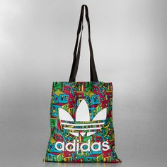 Adidas Favela Project Shopping Bag Rhythym  Pink/Multicolor/White  Euro 14.99 Design Museum, Euro, Shopping Bag, Reusable Tote Bags, Boutique, Projects, Slums, Accessories, Purse