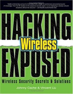 Hacking Wireless Exposed-wireless Security and solutions Ebook Pdf Free Download