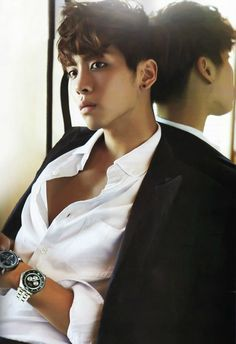 Have I pinned this?? Ah who cares~ Sexy Jjong!