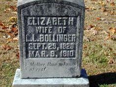 Elizabeth <i>Flowers</i> Bollinger