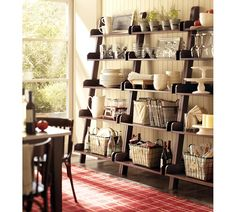 La maison boop mini muebles boop recyled wood shelf for La maison muebles