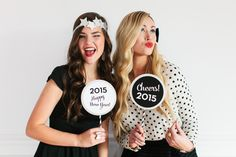 The TomKat Studio: New Year's Eve Party + Cricut Explore Giveaway…