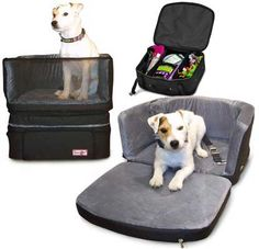3 in 1 Pet Car Seat available @ http://doggyinwonderland.com/item_736/3-in-1-Pet-Car-Seat.htm