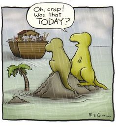 How dinosaurs became extinct.