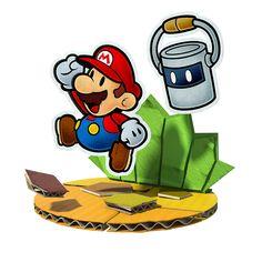 Nintendo comments on Paper Mario: Color Splash's pre-load mishap