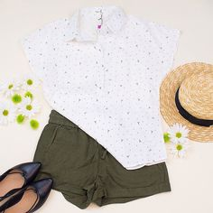 We've got our picnic perfect outfit already picked out! Now if only the weekend would get here faster