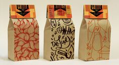 Farmers Fare packaging by Helms Workshop