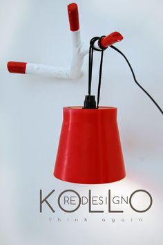 La Bella Vita: DIY HANGING VASE POT LAMP