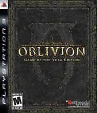 Boxshot: The Elder Scrolls IV: Oblivion Game-of-the-Year Edition by Bethesda Softworks