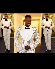 I Do Ghana | Today's dose of dapper Nkosuohehe styled by the talented Henryparis9