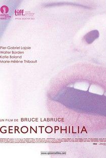 Gerontophilia - Poster / Capa / Cartaz - Oficial 2